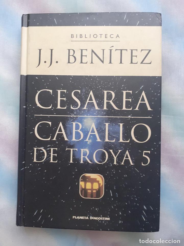 CESAREA CABALLO DE TROYA 5 - J.J. BENITEZ (Libros antiguos (hasta 1936), raros y curiosos - Literatura - Narrativa - Ciencia Ficción y Fantasía)