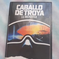 Libros antiguos: CABALLO DE TROYA - J.J. BENITEZ. Lote 258512820