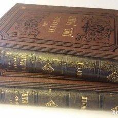 Livres anciens: 1879 - FELIU Y CODINA - LAS HADAS DEL MAR. CUENTOS DE MAGIA. OBRA DE GRAN LUJO. Lote 270110068