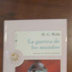 Libros antiguos: LA GUERRA DE LOS MUNDOS H. G. WELLS. MILLENIUM. BIBLIOTECA EL MUNDO. Nº 42. Lote 271020768