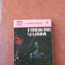 Livres anciens: EDICIONES CENIT Nº 28: FUNDACION SEGUNDA ; ISAAC ASIMOV. Lote 273496378
