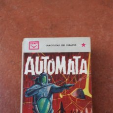 Livres anciens: EDICIONES CENIT Nº 41: AUTOMATA ; WILLIAM F. TEMPLE. Lote 273496838