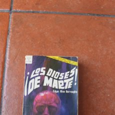 Livres anciens: JOYAS DE BOLSILLO Nº 346: LOS DIOSES DE MARTE; EDGAR RICE BURROUGHS. Lote 273497903