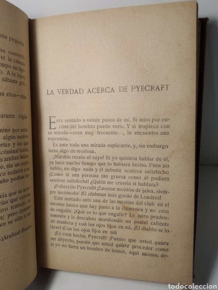 Libros antiguos: Doce historias y un sueño. H G Wells. Aguilar. Manuel pumarega - Foto 3 - 286754513