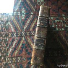 Libros antiguos: ENRIQUE CALONGE. PEPE LUIS. NI AMOR NI GLORIA. LIBRERÍA DE PUEYO 1ª EDICIÓN 1910.. ENCUADERNADO. Lote 286838628