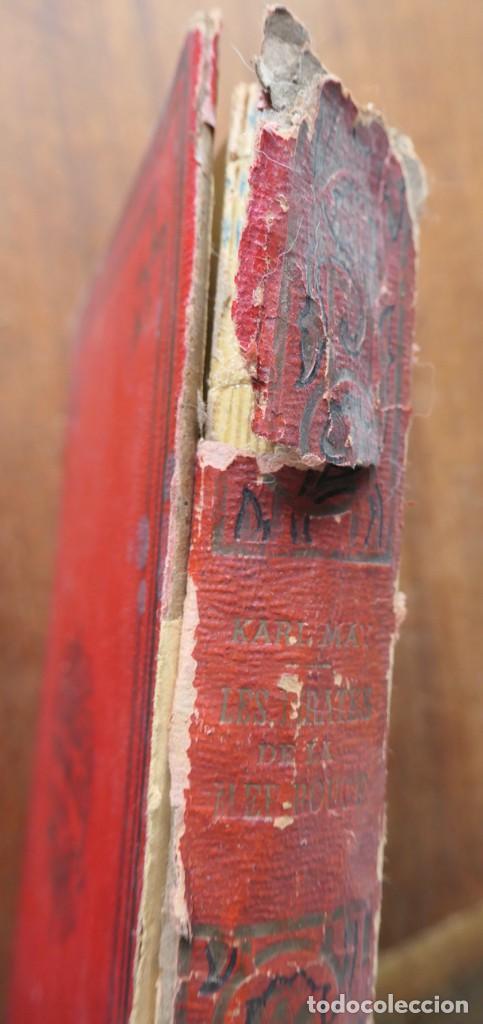Libros antiguos: LES PIRATES LA MER ROUGE- KARL MAY- ALFRED MAME - Foto 9 - 287484313