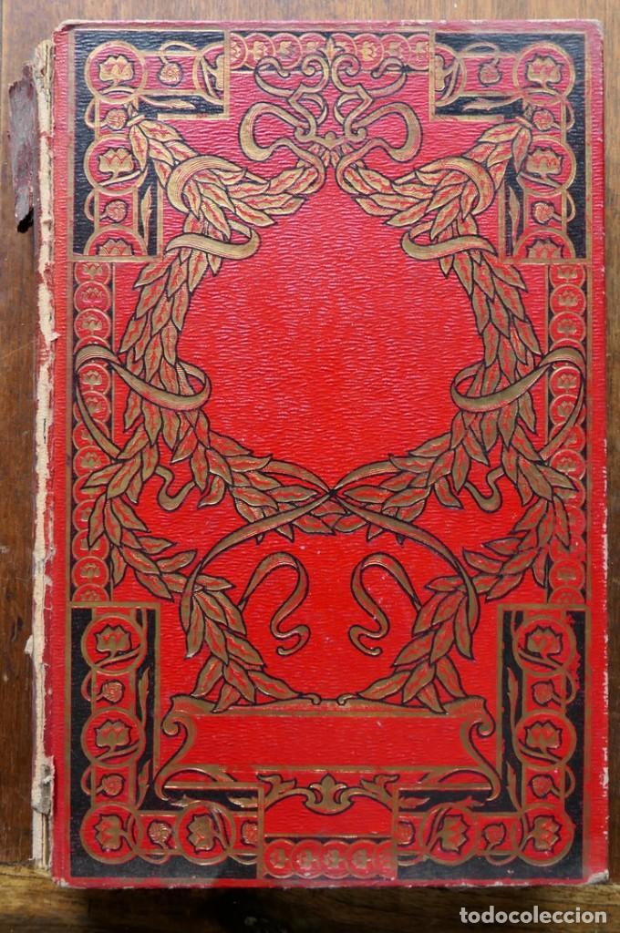 Libros antiguos: LES PIRATES LA MER ROUGE- KARL MAY- ALFRED MAME - Foto 11 - 287484313