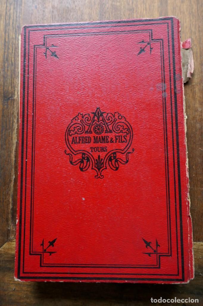 Libros antiguos: LES PIRATES LA MER ROUGE- KARL MAY- ALFRED MAME - Foto 12 - 287484313