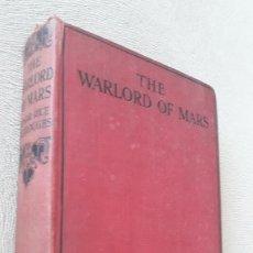 Libros antiguos: THE WARLORD OF MARS EDGAR RICE BURROUGHS METHUEN 1920 PRIMERA EDICIÓN UK. Lote 288565853