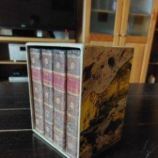 Libros antiguos: QUIJOTE SANCHA, MADRID 1777, MUY BUEN ESTADO. Lote 288981883
