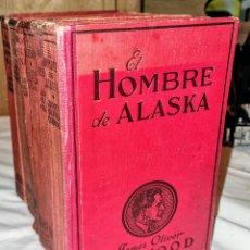 Libros antiguos: SEIS LIBROS NOVELAS POR JAMES OLIVER CURWOOD. OBRAS MAESTRAS EDITORIAL JUVENTUD.. Lote 289020383