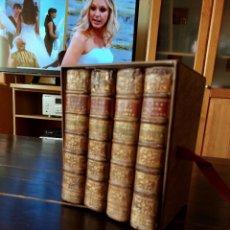 Libros antiguos: QUIJOTE IBARRA 1771. Lote 294119913