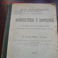 Old books - NOVÍSIMO TRATADO TEÓRICO-PRÁCTICO DE AGRICULTURA Y ZOOTECNIA - TOMO 3º .- LIBROS VI Y VII. - 23880928