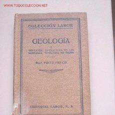 Libros antiguos: LIBROS DE GEOLOGIA . Lote 25999012