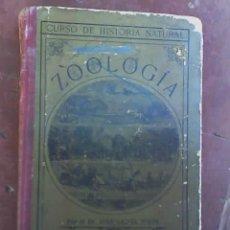 Libros antiguos: LIBRO PRIMERO DE ZOOLOGIA, REINO ANIMAL, POR JUAN G. PURÓN - APPLETON EDITORES - 1905. Lote 26781633