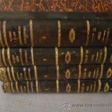 Libros antiguos: 1850 CURSO ELEMENTAL DE QUIMICA MR. V. REGNAULT 4 TOMOS. Lote 23637857