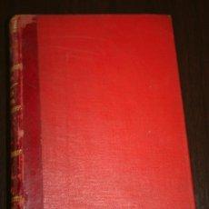 Libros antiguos: ELEMENTOS DE MATEMÁTICAS - GEOMETRIA Y TRIGONOMETRIA - VICENTE RUBIO Y DIAZ 1891. Lote 27525455