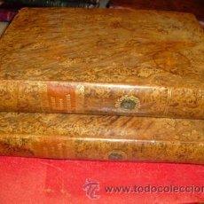 Libros antiguos: 1841 ELEMENTOS DE FISICA ESPERIMENTAL (SIC) Y DE METEOROLOGIA DOS TOMOS M. POUILLET. Lote 26270484