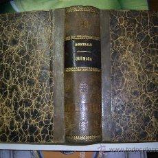 Libros antiguos: TRATADO QUÍMICA GENERAL 1911 BONILLA MIRAT. Lote 24648382