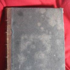 Libros antiguos: LA CREACION - HISTORIA NATURAL - TOMO II - MAMIFEROS - 1873. Lote 17304464
