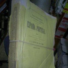 Libros antiguos: FLORA FANEROGÁMICA DE LA PENÍNSULA IBÉRICA DR MARIANO DEL AMO Y MORA 1873 RM30869-V. Lote 27159771