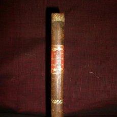 Libros antiguos: 0374- COMPENDIO DE LA GEOMETRIA PRÁCTICA. DON MANUEL HIJOSA. TERCERA EDICIÓN. IMPRENTA REAL 1815. Lote 19938925