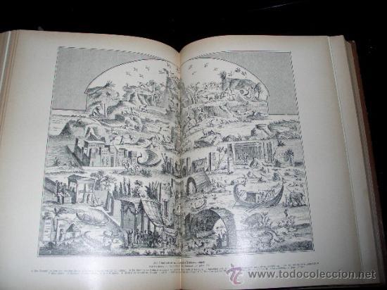 Libros antiguos: WELTALL UND MENSCHHEIT dedicado a la geología y volcanes. Enc. modernista - Foto 4 - 27445822