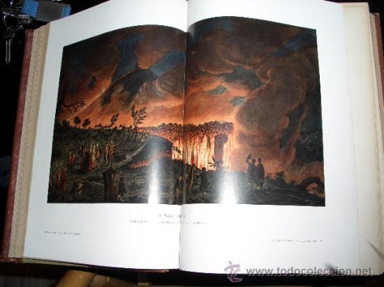 Libros antiguos: WELTALL UND MENSCHHEIT dedicado a la geología y volcanes. Enc. modernista - Foto 11 - 27445822