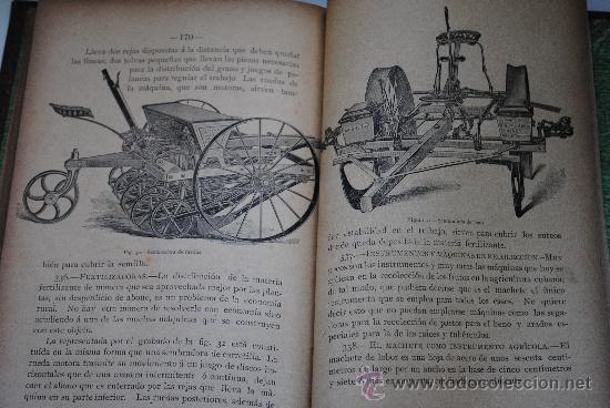 Libros antiguos: 1896.- CURSO ELEMENTAL DE AGRICULTURA APLICADA A LA ISLA DE CUBA. JOSE CADENAS. NINGUN EJEMPLAR BNE - Foto 2 - 26445648