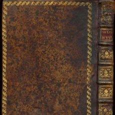 Libros antiguos: 1786: LA METEOROLOGÍA APLICADA A LA AGRICULTURA. Lote 22474591