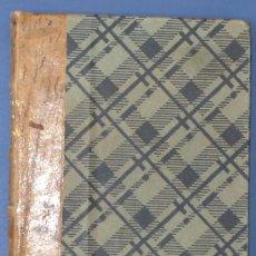 Libros antiguos: HOUBLON. (LÚPULO). DESCRITION, CLIMAT, CULTURE, CONSERVATION, ETC. LIBRAIRIE AGRICOLE..., 1847.. Lote 25300493