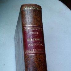 Libros antiguos: HISTORIA NATURAL. Lote 26812770