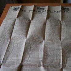 Libros antiguos: SMALL´S VETERINARY TABLET /TABLA VETERINARIA DE PERROS Y CABALLOS DEL SIGLOXIX . Lote 22951055