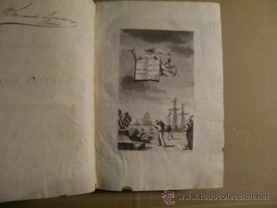 Libros antiguos: CURSO COMPLETO DE PARTIDA DOBLE. 1825. - Foto 2 - 24132849