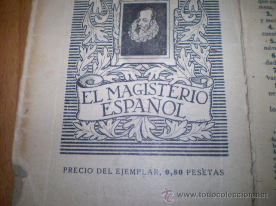 Libros antiguos: ARITMETICA POR EZEQUIEL SOLANA - Foto 3 - 27220943