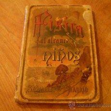 Libros antiguos: LA FISICA AL ALCANCE DE LOS NIÑOS 1917 .- EDITADO POR CALLEJA. DR. V. GONZALEZ. Lote 27220944