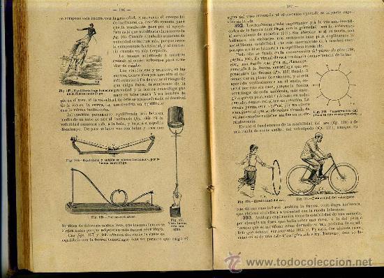 Libros antiguos: ESCRICHE : FÍSICA Y QUÍMICA (1898) - Foto 4 - 32026376