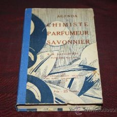 Libros antiguos: 1900- 'FORMULAIRE DE SAVONNERIE ET DE PARFUMERIE' PAR R.-M. GATTEFOSSÉ. TEXTO EN FRANCÉS. 1923. Lote 27804935