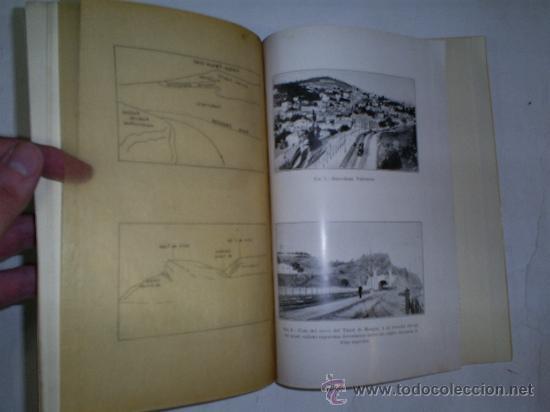Libros antiguos: Mapa Geológico. Memoria explicativa de la Hoja nº 421. Barcelona 1928 RM52716 - Foto 3 - 108699643