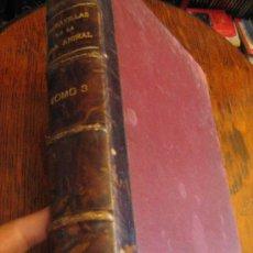 Libros antiguos: MARAVILLAS DE LA VIDA ANIMAL - TOMO III - JOAQUÍN GIL EDITOR - BARCELONA, 1930. Lote 28589730