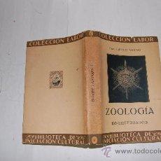 Libros antiguos: ZOOLOGÍA. I. INVERTEBRADOS. (CON EXCEPCIÓN DE LOS INSECTOS). LUDWIG BOHMIG RM30971. Lote 29217338