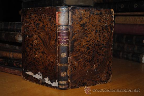 1808.- TRATADO DE HIPOCRATES DE LAS AYRES, AGUAS Y LUGARES. DOCTOR CORAY. RARISIMO EJEMPLAR. (Libros Antiguos, Raros y Curiosos - Ciencias, Manuales y Oficios - Biología y Botánica)