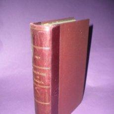 Libros antiguos: DICCIONARIO TECNOLÓGICO DE BIOLOGÍA. (1931). Lote 29277186