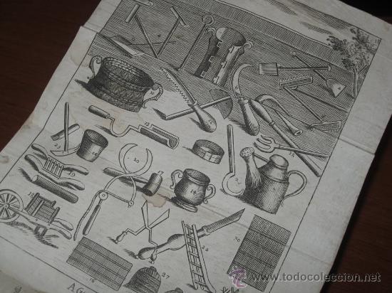 Libros antiguos: Le jardinier fleuriste, Liger, 1787. Contine 12 grabados desplegables. - Foto 9 - 29413500