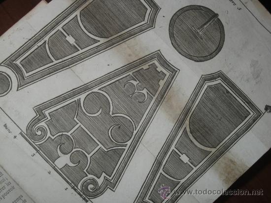 Libros antiguos: Le jardinier fleuriste, Liger, 1787. Contine 12 grabados desplegables. - Foto 16 - 29413500