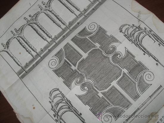 Libros antiguos: Le jardinier fleuriste, Liger, 1787. Contine 12 grabados desplegables. - Foto 19 - 29413500