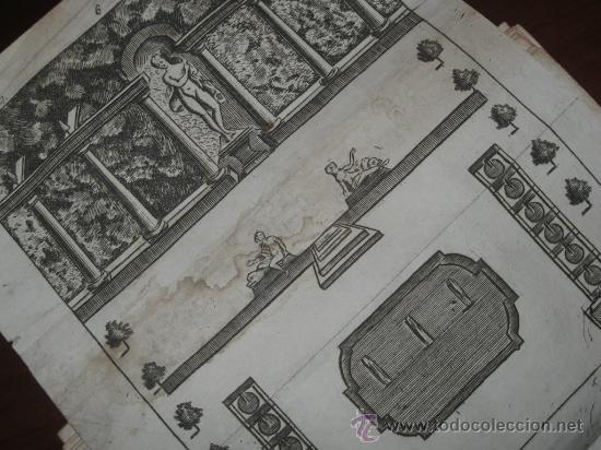 Libros antiguos: Le jardinier fleuriste, Liger, 1787. Contine 12 grabados desplegables. - Foto 20 - 29413500