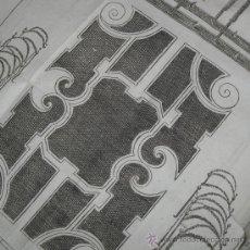 Libros antiguos: LE JARDINIER FLEURISTE, LIGER, 1763. CONTINE 12 GRABADOS DESPLEGABLES.. Lote 29413491