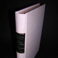 Libros antiguos: 1871 - VILANOVA Y PIERA - VIAJE CIENTIFICO A DINAMARCA Y SUECIA EN 1869. Lote 29635558