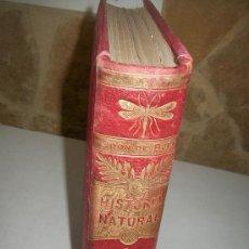 Libros antiguos: HISTORIA NATURAL-EDICIÓN POPULAR-ODÓN DE BUEN-S/F.-TOMO PRIMERO-BARCELONA.- MANUEL SOLER. Lote 30092172